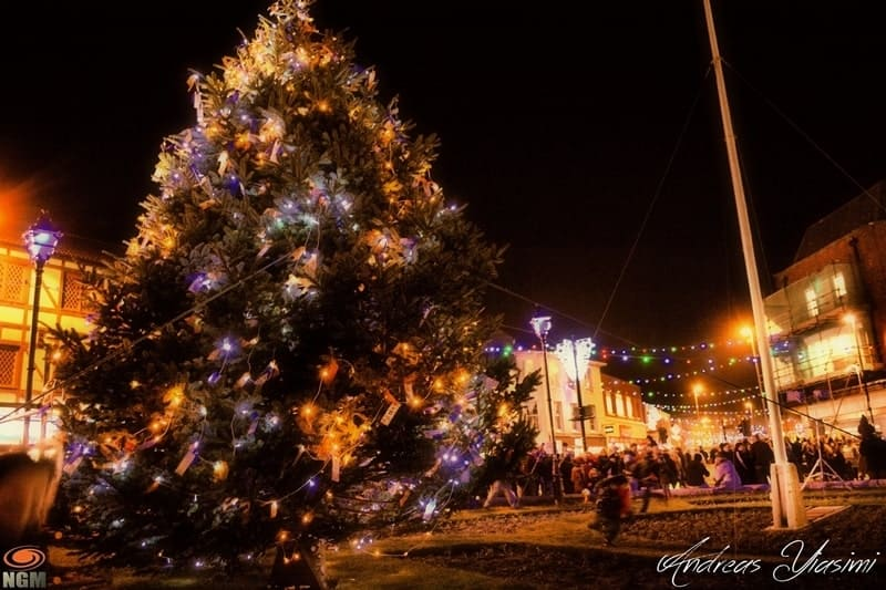 Cromer Christmas Lights switch on picture Andreas Yiasimi (198)