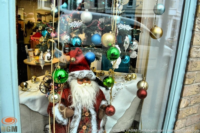 Festive shop window displays (4)