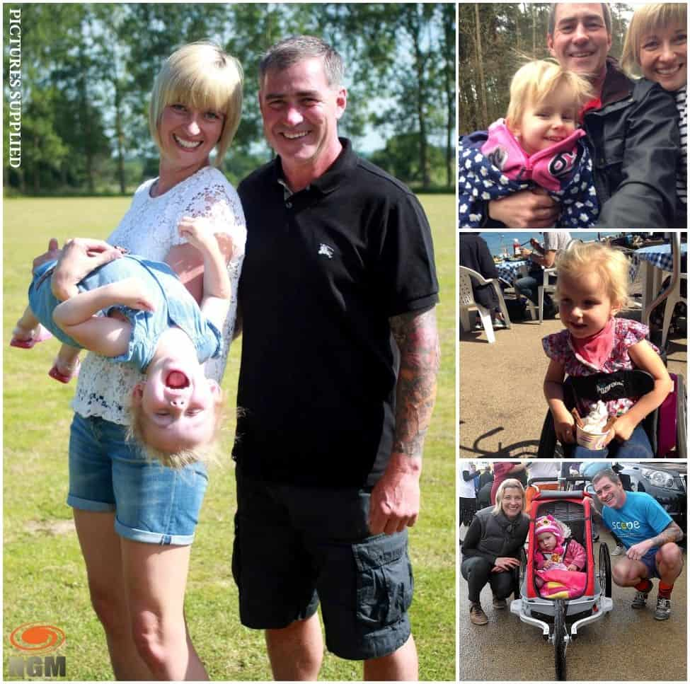 Lets all support Little May to raise £15,000