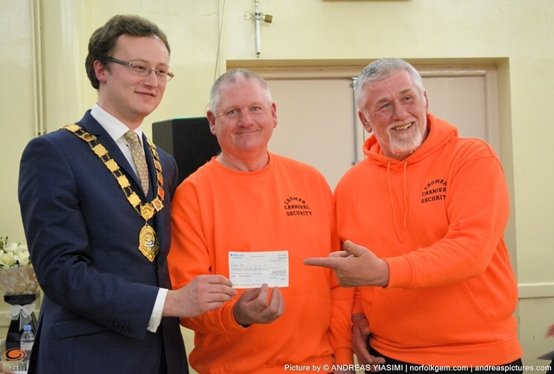 Mayors Commendations in Cromer Honours List picture Andreas Yiasimi (15)