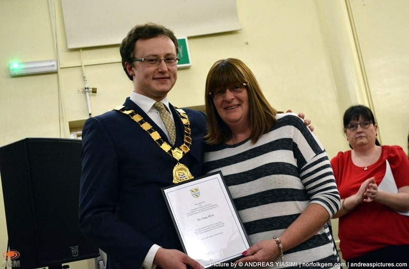 Mayors Commendations in Cromer Honours List picture Andreas Yiasimi (35)