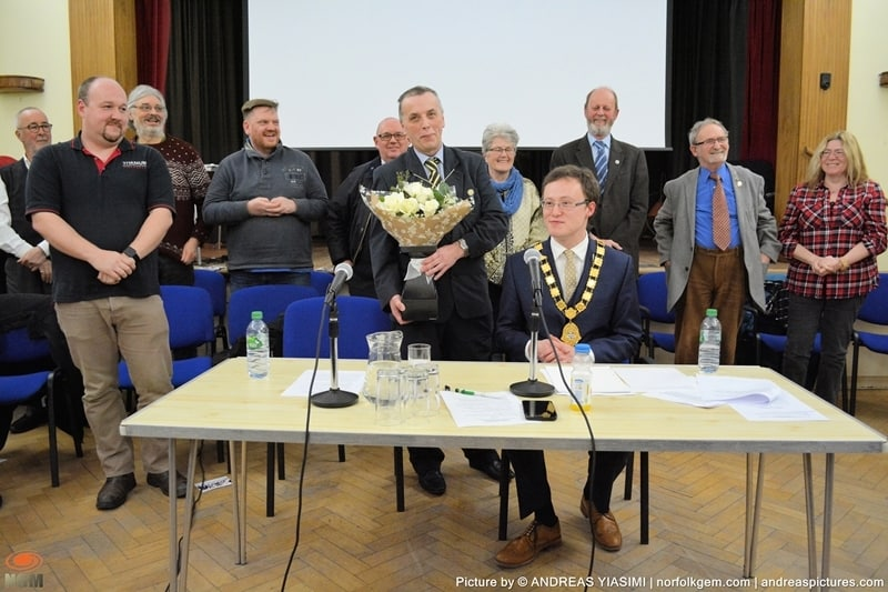 Mayors Commendations in Cromer Honours List picture Andreas Yiasimi (39)