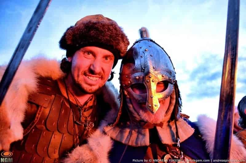 Sheringham Viking Festival picture by Andreas Yiasimi (68)