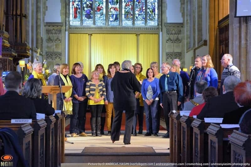 Cromer Mayor civic church service picture by Andreas Yiasimi (22)