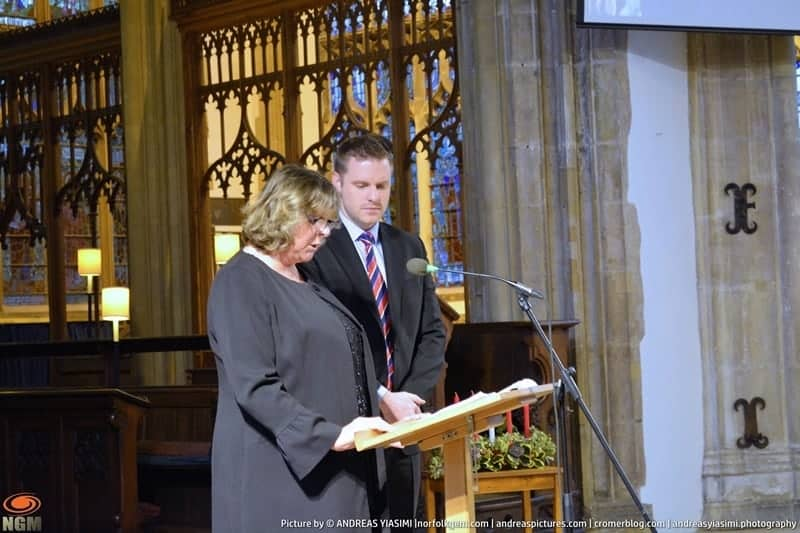 Cromer Mayor civic church service picture by Andreas Yiasimi (37)