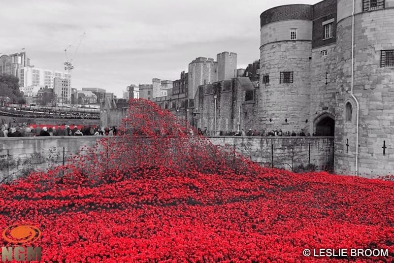 Tribute Tower of London