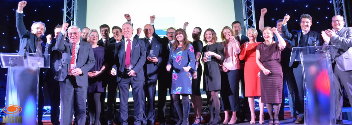 North Norfolk business award winners. Picture by Andreas Yiasimi